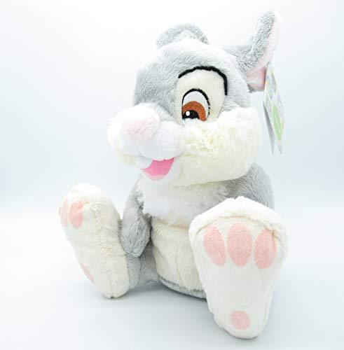 Plüsch von KLOPFER Thumper von Bambi - Rabbit Hase - 25cm - Original und Offiziell Disney - Ein Klopfer