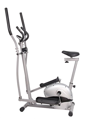 US Pride Furniture FN98010B Gym for Fitness Magnetic Elliptical Trainer