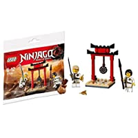 LEGO Ninjago WU-CRU Target Training Promo Polybag 30530 Set (Bagged)