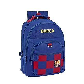 FC Barcelona Mochila Grande Doble Adaptable a Carro