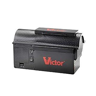 Victor Elektronische Mausefalle Multi-Kill - Effiziente & Sichere Elektronische Mausefalle zur Tötung von 10 Mäusen pro Einstellung  - Mod. M260