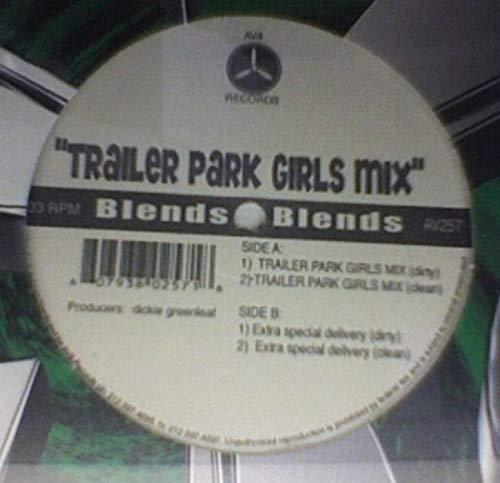 Trailer Park Girls Mix [Vinyl Single 12''] (12 Ft Trailer)