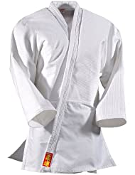 Danrho Yamanashi - Uniforme de Judo, blanco