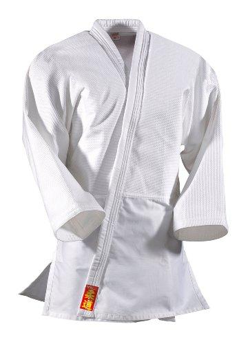 DanRho Kinder Judogi Yamanashi, weiß, 140, 339001140