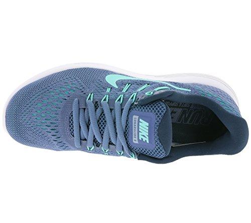 Nike WMNS NIKE LUNARGLIDE 8 OBSIDIAN/SAIL Blau