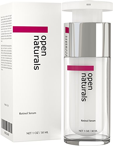 Open Naturals Retinol Serum - Best Treatment for