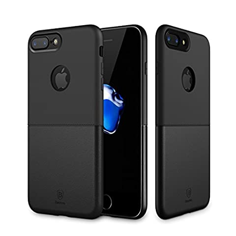 ZoonPark® Slim iPhone 7 Plus Case, Baseus Fasion Simple Design