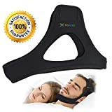 Best Snoring Solutions Adjustable Anti Snoring Chin Strap Effective Stop Snore Devices Sleep