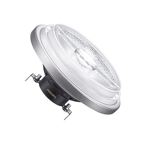 Bombilla LED AR111 Regulable SpotLV 15W 40º Blanco Cálido 2700K efectoLED