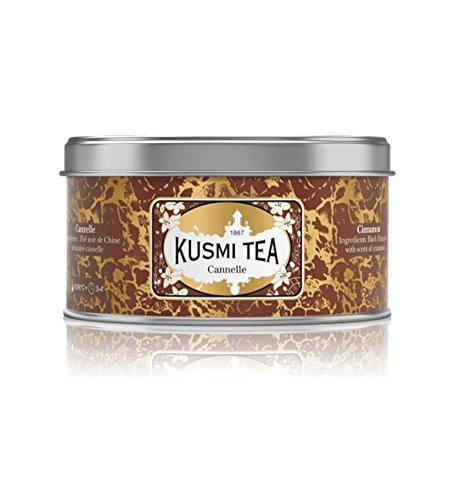 Kusmi Tea Paris - CINNAMON (Tè Nero e Cannella) - 125gr