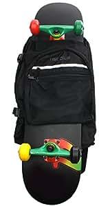 Kates Skates HSC Plus Skate Carrier - Black