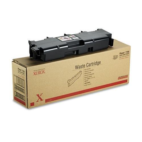 Xerox 108R00575 - Waste Toner Cartridge 27K PGS - Resttonerbehälter Kompatible Produkte Phaser 7750,Phaser EX7750,Phaser 7760 (max. 27.000 Seiten)/ Farbe: schwarz -