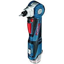 Bosch Professional 0601360U0G Visseuse d'angle sans-fil, 0 W, 10.8 V, Bleu