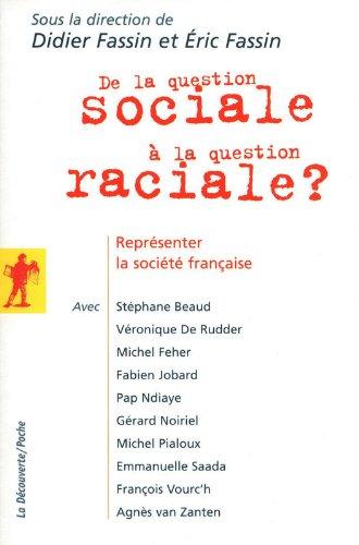 De la question sociale  la question raciale ?