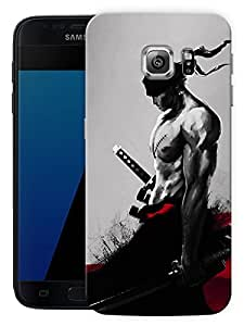 """Humor Gang Warrior PrincePrinted Designer Mobile Back Cover For """"Samsung Galaxy S7 Edge"""" (3D, Matte Finish, Premium Quality, Protective Snap On Slim Hard Phone Case, Multi Color)"""