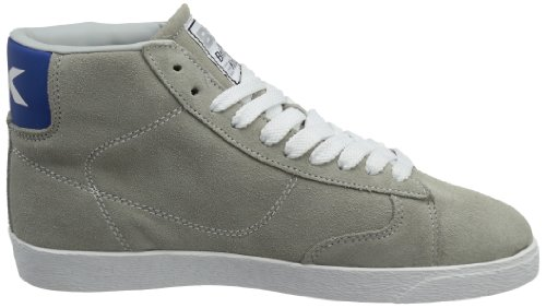 British Knights Typhoon Mid, Haut homme Gris - Grau (lt. grey/blue 11)