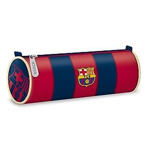 FC Barcelona estuche redondo