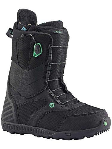 Burton 10627101017Bottes de snowboard pour femme, Taille 43, Noir / menthe noir