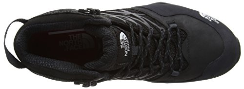 The North Face Hedgehog Hike Gtx Mid, Chaussures Bébé marche homme Noir - Black (TNF Black/TNF Black)