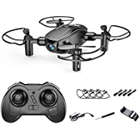 Price comparsion for Quadrocopter Drone with Camera Mini Foldable Selfie Portable Folding RC Humming FPV Pocket Quadcopter with Camera HD WiFi Height Grip Helicopter