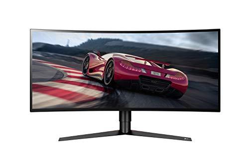 LG 34GK950F-B Pantalla para PC 86,4 cm (34') UltraWide Quad HD LED Curva Mate Negro - Monitor (86,4 cm (34'), 3440 x 1440 Pixeles, UltraWide Quad HD, LED, 5 ms, Negro)