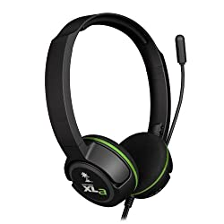 Turtle Beach Xla Amplified Stereo Gaming Headset - Xbox 360