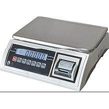 BALANZA IMPRESORA INCORPORADA JWP-6K-IMP,Capacidad 6kg Precision 2g