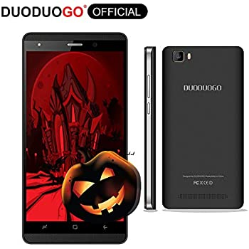 Smartphone Libres 4G 5 Pulgadas Android 7.0 Quad Core 16GB(Escalable 32 GB) Telefono Movil Libres 2800mah Cámara Doble SIM WiFi BT Moviles Libres 4G ...