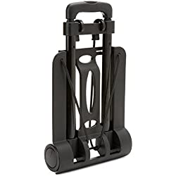 Gadgets4Travel, Chariot à bagages Noir noir