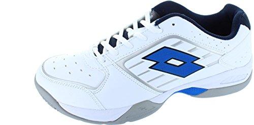 Lotto Sport T-Tour Vii 600, Baskets Basses Homme Blanc - blanc