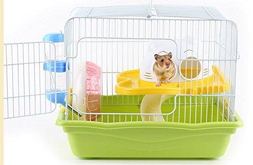 GUOKAIXU Hamster-Käfig-Hoher Qualität Hamster-Käfig-Hamster-Landhaus Hamster-Nest