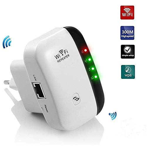 Teabelle Repetidor WiFi Extensor Red WiFi Repeater