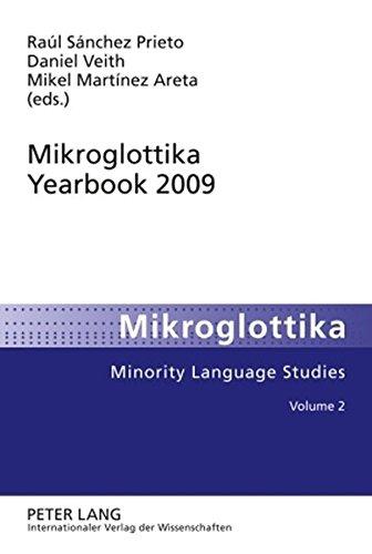 Mikroglottika Yearbook 2009