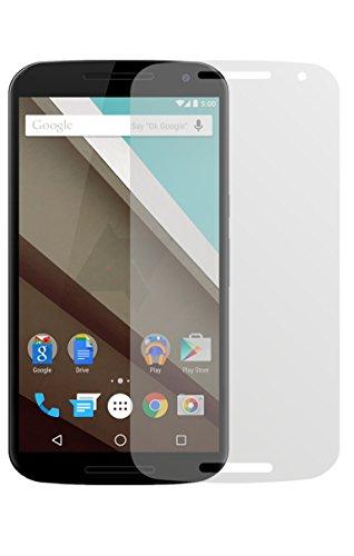 dipos I 6X Schutzfolie matt passend für Motorola Google Nexus 6 Folie Bildschirmschutzfolie