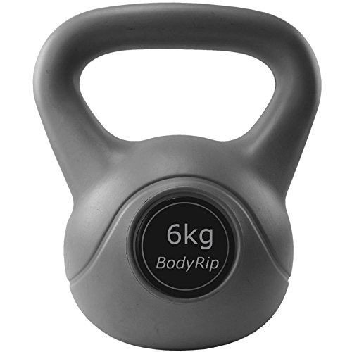 BodyRip - Manubrio kettlebell con rivestimento in...