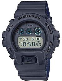 Casio Reloj Digital para Hombre de Cuarzo con Correa en Plástico DW-6900LU-8ER
