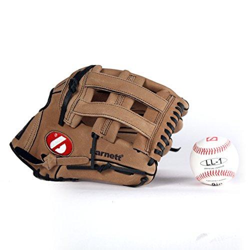 GBSL-1 Baseball Set, Handschuh & Ball, Senior, Leder (SL-127, LL-1) Image