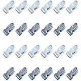 Viguni Clips for Clothes Plastic Clothes Clips Pegs for Drying Clothes on String Multipurpose Heavy-Duty