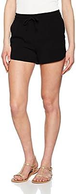 Only Onlturner Shorts Wvn, Pantalones Cortos para Mujer
