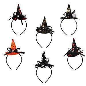 Dasyusuo Diadema de Halloween 6