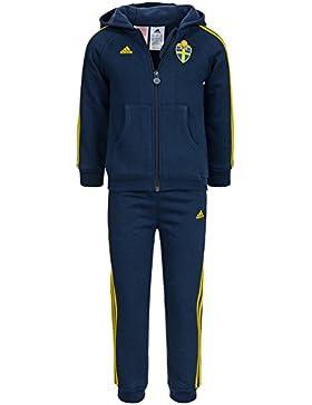 Adidas Baby Jogger Tuta Da Allenamento ai4335, blu navy, 98