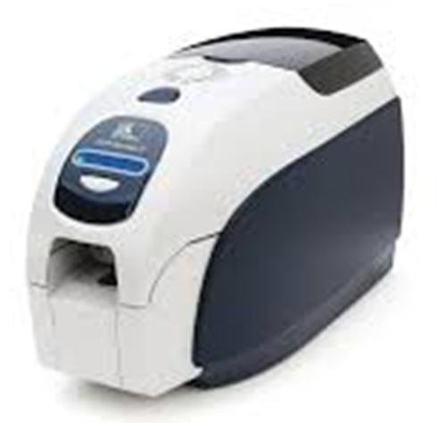 Zebra Plastikkarte Drucker (Zebra ZXP Series 3 - Plastikkartendrucker - Farbe - Thermosublimation - CR-80 Card (85.6 x 54 mm) -)