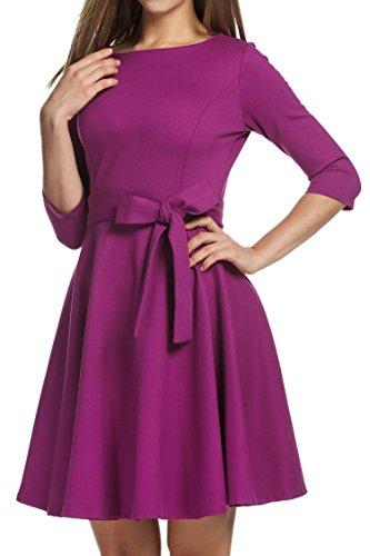 HOTOUCH donne 3/4 manica del vestito vestito