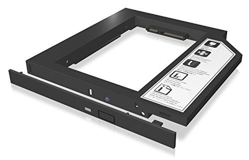 Icy Box IB-AC640 Notebook-Erweiterung für 2 - 3