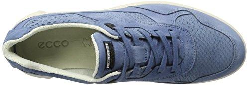 Ecco Cs16 Ladies, Baskets Basses Femme Blau (55335RETRO BLUE/RETRO BLUE)