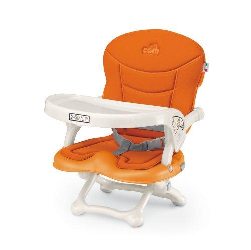 cam-s-333-332-c27-seggiolone-rialza-sedia-smarty-imbottitura-omaggio-arancio