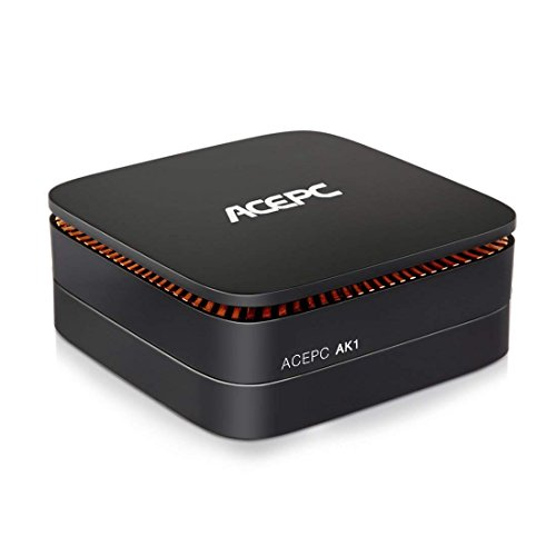 "Windows 10 Pro Mini PC Intel Celeron Apollo Lake J3455 QuadCore CPU 2300MHz 4GB DDR3 32GB EMMC 2.5"" SSD Expansion Box Supplied/Dual-Band Wifi/Gigabit Ethernet/Type-C/HDMI 4K Desktop Computer"