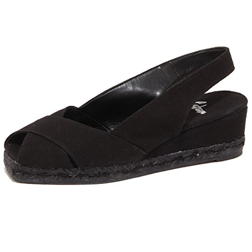 3373P sandalo donna CASTANER nero shoe sandal woman [40]