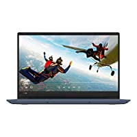 Lenovo IdeaPad 81F500F-VAX Laptop, Intel Core i7-8550U, 15.6 Inch, 1TB HDD + 256GB SSD, 12GB RAM, 4 GB, Windows 10, Eng-Ara KB, Blue