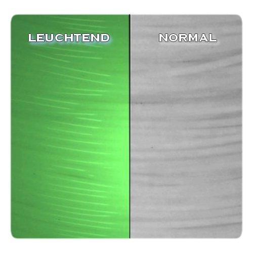 esun Filament Pla 1,75mm 1kg Glow in the Dark Luminous Green Couleur Lumineux Vert 1,75mm Imprimante 3D Printer Filament certifié et dans haute qualité pour